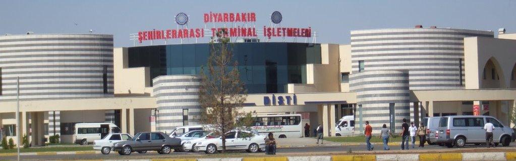Diyarbakır Otogarı (Otobüs)