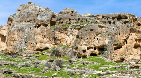 Hasuni Mağaraları