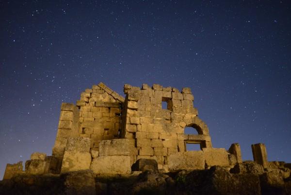 Zerzevan Kalesi ve Mitras Tapınağı