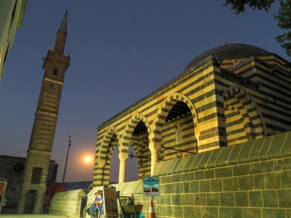 Şeyh Mutahhar Camii ve Dört Ayaklı Minare