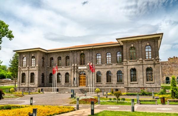 Diyarbakır Arkeoloji Müzesi