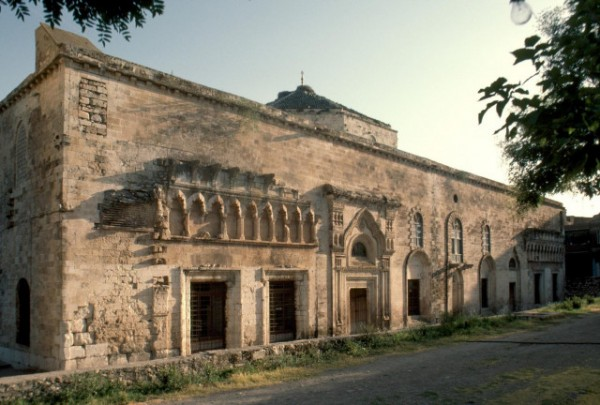 Silvan Ulu Camii (Selâhâddîn Eyyûbî Camii)